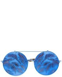 Gafas de sol azules de Matthew Williamson
