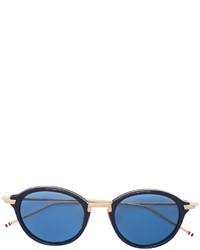 Gafas de sol azules de Thom Browne