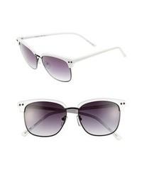 Gafas de Sol Blancas y Negras