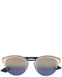 Gafas de sol celestes de Christian Dior