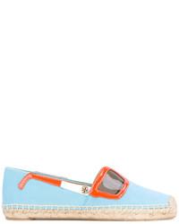 Gafas de sol celestes de Tory Burch