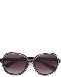 Gafas de Sol con Adornos Negras de Nina Ricci