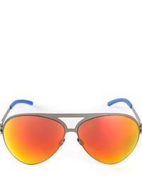 Gafas de Sol Doradas de Mykita