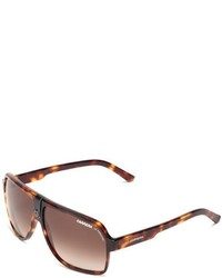 Gafas de sol en marrón oscuro de Carrera
