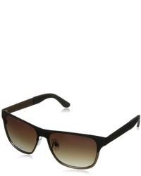 Gafas de sol en marrón oscuro de Polaroid