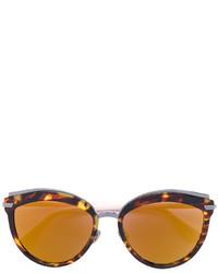 Gafas de Sol en Tabaco de Christian Dior