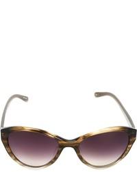 Gafas de Sol en Violeta de Linda Farrow