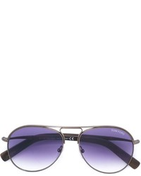 Gafas de sol en violeta de Tom Ford