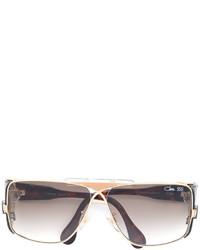 Gafas de sol marrón claro de Cazal
