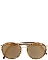 Gafas de sol marrón claro de Cutler & Gross