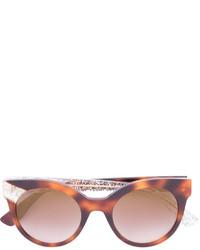 Gafas de sol marrón claro