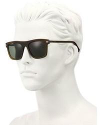 Gafas de Sol Marrón Oscuro de Salvatore Ferragamo