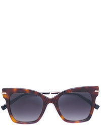 Gafas de sol marrónes de Max Mara