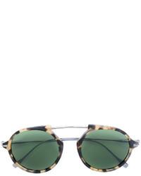 Gafas de sol marrónes de Tod's