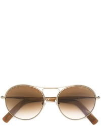 Gafas de sol marrónes de Tom Ford