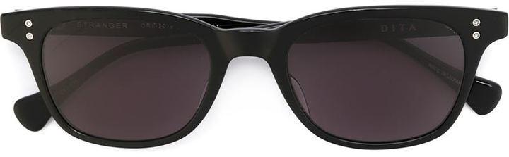Gafas de Sol Negras de Dita Eyewear