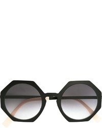 Gafas de Sol Negras de Fendi
