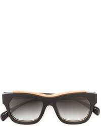 Gafas de Sol Negras de Marsèll