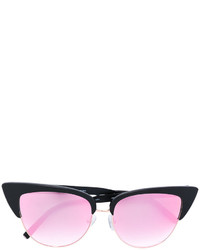 Gafas de sol negras de Matthew Williamson