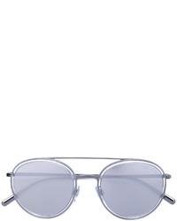 Gafas de sol plateadas de Giorgio Armani