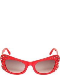 Gafas de Sol Rojas de Agent Provocateur