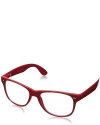 Gafas de sol rojas de MLC Eyewear