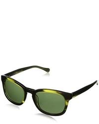 Gafas de sol verde oliva de Jack Spade