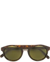 Gafas de sol verde oliva de RetroSuperFuture