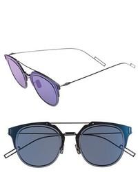 Gafas de sol violeta claro