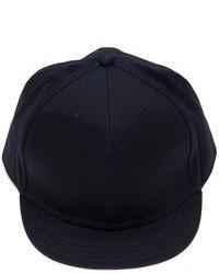 Gorra de béisbol azul marino