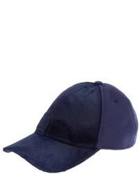 Gorra de béisbol azul marino de Neil Barrett