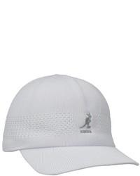Gorra de béisbol blanca de Kangol
