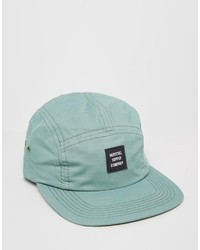 Gorra de béisbol en verde menta