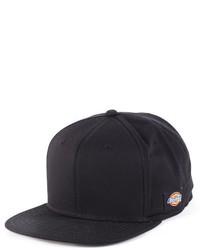 Gorra de béisbol negra de Dickies