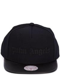 Gorra de béisbol negra