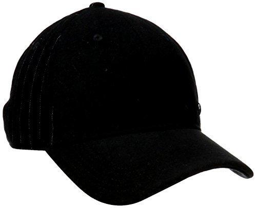 excepcional gama de estilos y colores más fotos calidad MEX$411, Gorra de béisbol negra de Haggar