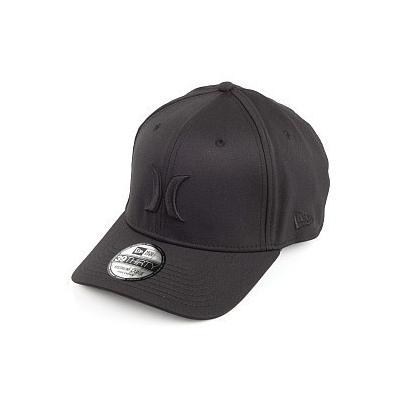 ... coupon gorra de béisbol negra de hurley hats 9bedb 1909a 2a9985f5148