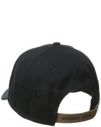... Gorra de béisbol negra de Timberland ... 295e5f19e52