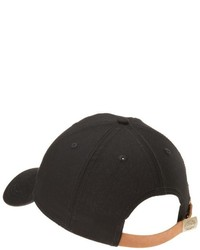 ... Gorra de béisbol negra de Timberland 87a9c5348de