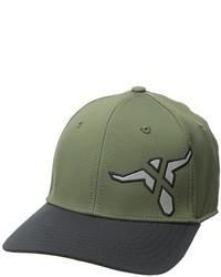 Gorra de béisbol verde oliva de Wrangler