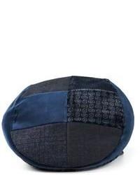 Gorra Inglesa Azul de Etro