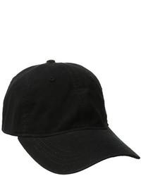 Gorra inglesa negra de San Diego Hat Company