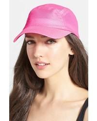 Gorra inglesa rosa