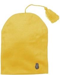 Gorro amarillo de Seger