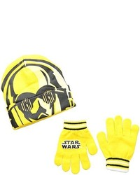 Gorro amarillo de Star Wars