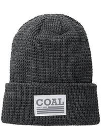 Gorro en gris oscuro de Coal