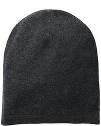 Gorro en gris oscuro de Phenix Cashmere