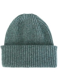 Gorro en verde azulado de Paul Smith