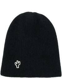 Gorro estampado negro de The Elder Statesman