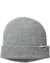 Gorro gris de Neff